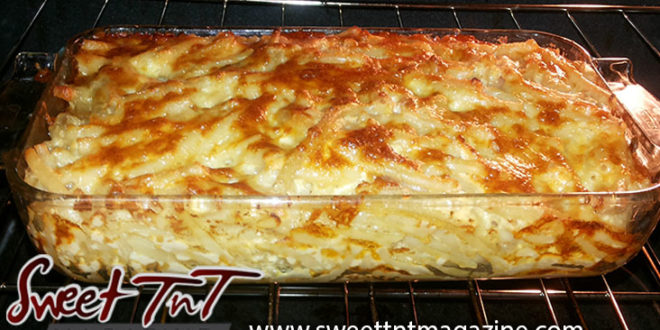 Cheesy macaroni pie with toasted top, food, for Scents of a Trinbago Christmas Sweet T&T, Sweet TnT, Trinidad and Tobago, Trini, vacation, travel
