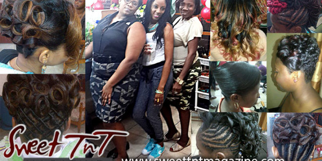 Theresa Beauty Salon in curepe I satisfy my clients and make sure they are happy, Omilla Mungroo, Theresa Thomas in Sweet T&T, Sweet TnT Magazine, Trinidad and Tobago, Trini, vacation, travel