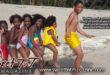 Marc Algernon's children Marques, Zuri, Janae, Hannah, Ayoki, King camping at Orosco River in Matura, Summer vacation in Sweet T&T, Sweet TnT Magazine, Trinidad and Tobago, Trini, vacation, travel