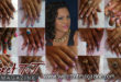 Sommer with gold necklace, nails with nail polish, Sweet T&T, Sweet TnT, Trinidad and Tobago, Trini, vacation, travel