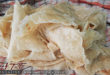 Roti skin, flour, indian food, buss up shut, Sweet T&T, Sweet TnT, Trinidad and Tobago, Trini, Travel, Vacation, Tourist,