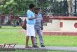 Talk, story, pavilian, man, woman, Woodford Square, 1917, 100 years, Sweet T&T, Sweet TnT, Trinidad and Tobago, Trini,