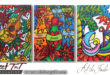 Christmas Cards, Art de Joulie, Sorrel, Parang Sweet T&T, Sweet TnT, Trinidad and Tobago, Trini,