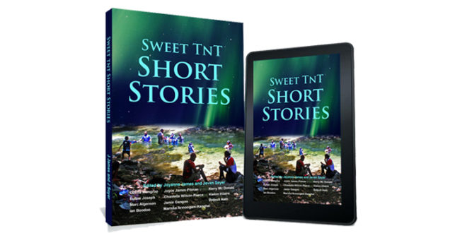Sweet TnT Short Stories Sweet TnT 100 West Indian Recipes covers paperback and e-book