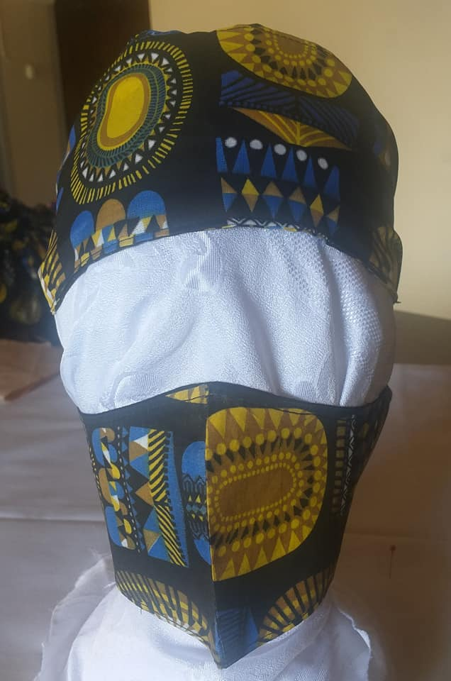 Handmade facemasks and more